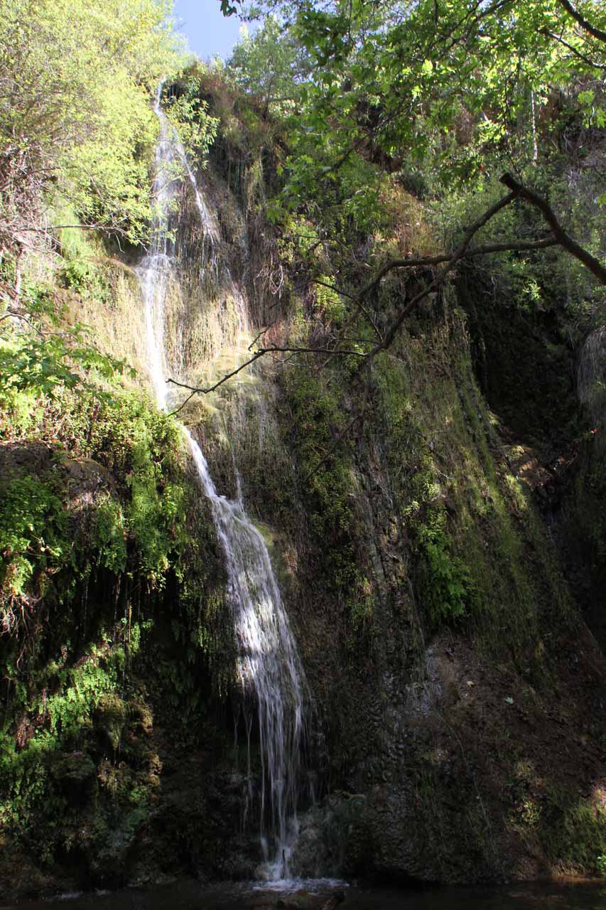 A 2012 look at the Lower Escondido Falls