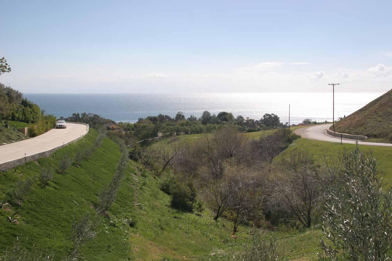 Million-dollar views of the ocean