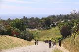 Escondido_Falls_260_04072019 - Heading back down the Winding Way Road with PCH and the Pacific Ocean up ahead towards the conclusion of our April 2019 visit to Escondido Falls