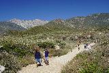 Etiwanda_Falls_036_02272021 - More unmasked hikers throughout the trail to Etiwanda Falls