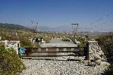 Etiwanda_Falls_358_02272021 - Finally arriving at an alternate gate at the North Etiwanda Preserve Trailhead