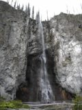 Fairy_Falls_008_jx_06192004 - This was how the Fairy Falls looked back in June 2004