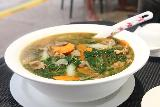 Faleolo_Airport_002_11172019 - The massive soup that we got for only 20 Tala at the Faleolo Airport
