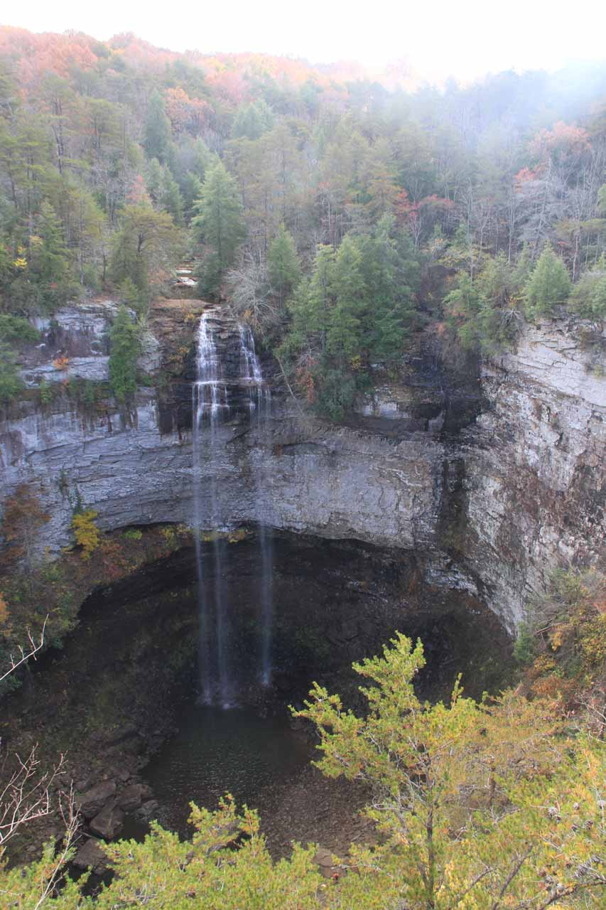 And another look at Falls Creek Falls