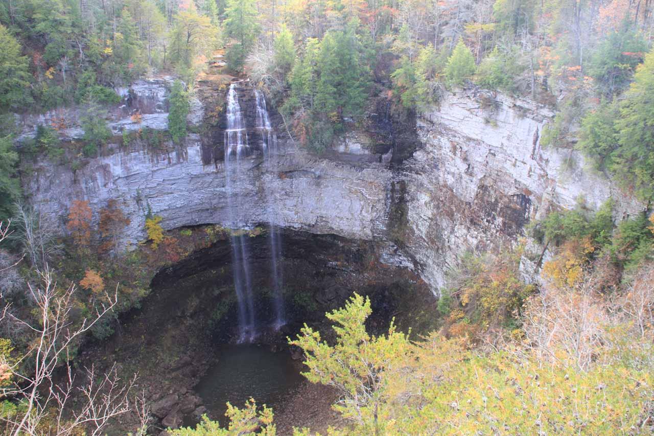 Another look at Falls Creek Falls