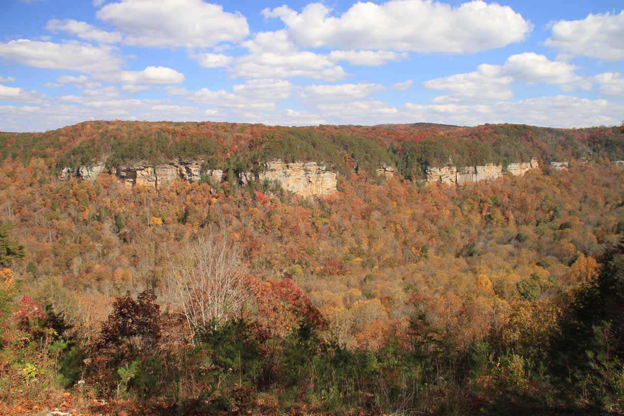 Piney Gorge and Autumn colors