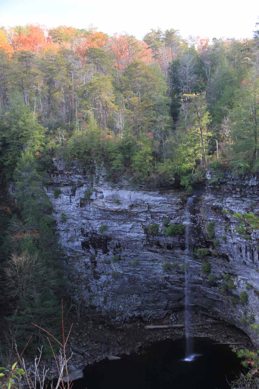 Rockhouse Creek Falls