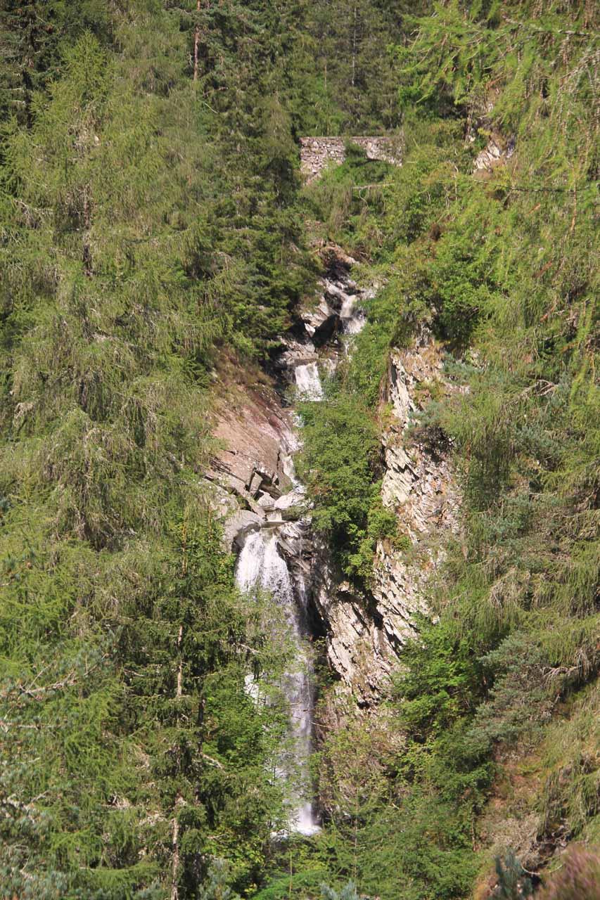 The Upper Falls of Bruar