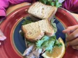 Farmstand_Hood_River_002_iPhone_08162017 - This was the Tonya, which was a turkey with avocado sandwich, served up at Farmstand in Hood River