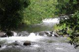 Fautaua_Valley_023_20121214 - A pair of tiny cascades on the Fautaua River seen along the trail or 4x4 road leading closer to Cascade de Fachoda