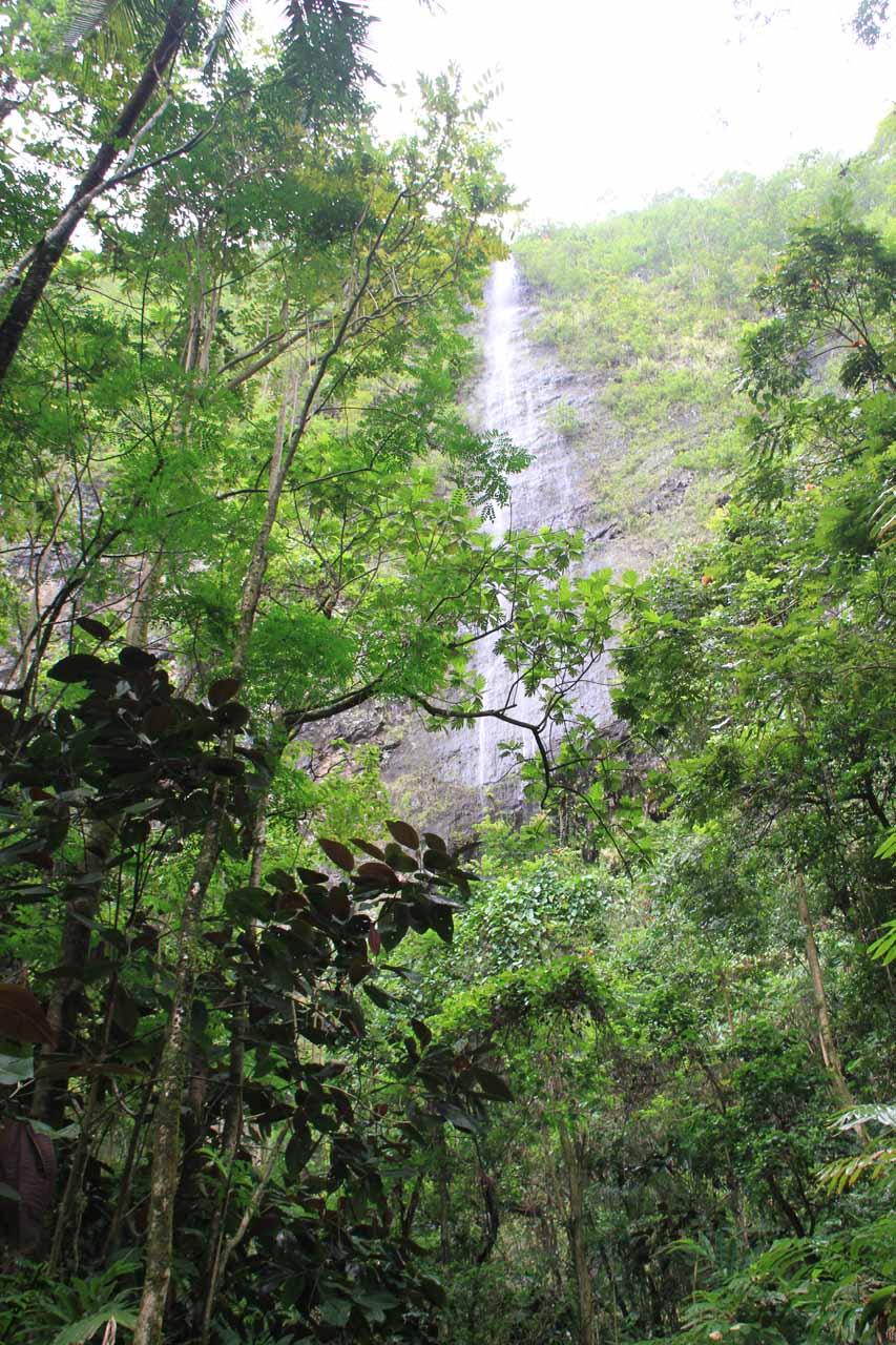 Another hidden cascade
