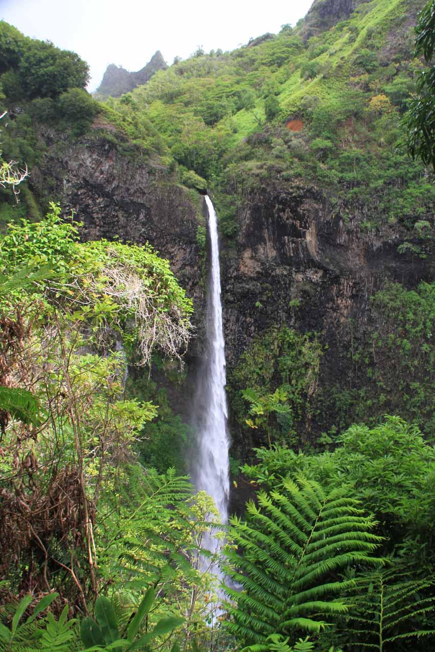 Cascade de Fachoda or Fautaua Waterfall