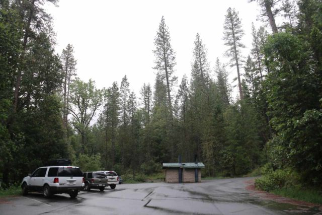 Feather_Falls_002_05212016 - Our early start allowed us to arrive at the Feather Falls Scenic Trailhead with pretty much our choice of parking spots as well as fewer people on the trail