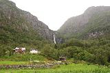 Feigefossen_041_07202019 - Another distant look at Feigefossen while walking the Fv5637 Road