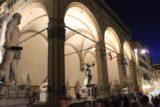 Firenze_055_20130526 - The outdoor museum (Loggia dei Lanzi) at the Piazza della Signoria