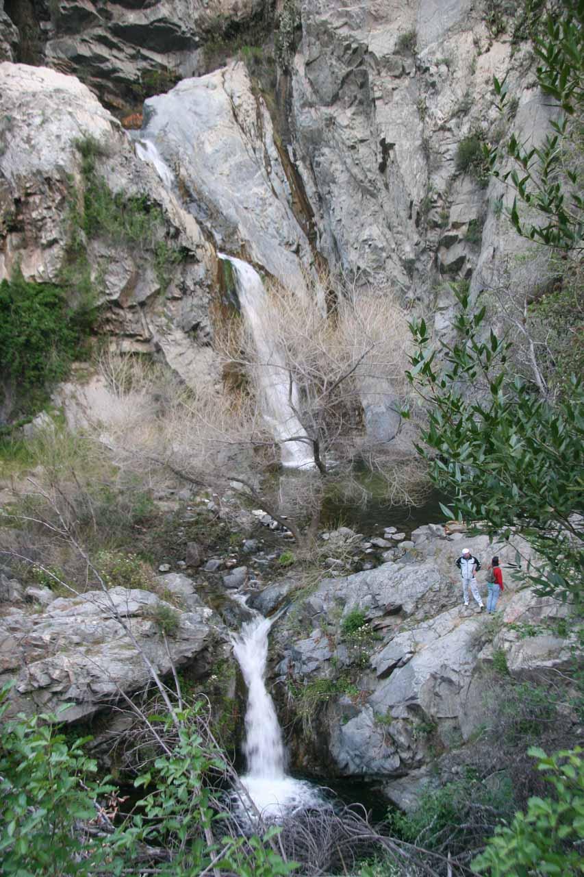 Next look at the falls