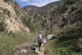 Fish_Canyon_Falls_075_02132016 - An open part of the trail shortly after the stream crossing