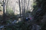 Fish_Canyon_Falls_132_02132016 - Hiking in the shade alongside Fish Creek
