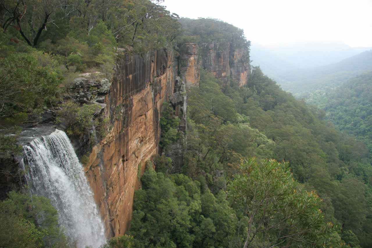 A New South Wales Waterfall
