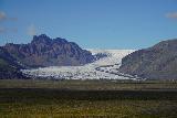 Fjallsarlon_211_08082021 - Focused look back at what I think was the Skaftafellsjokull