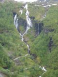 Flam_017_jx_06272005 - Closeup look at Myrdalsfossen and the Myrdals Wings as seen in 2005