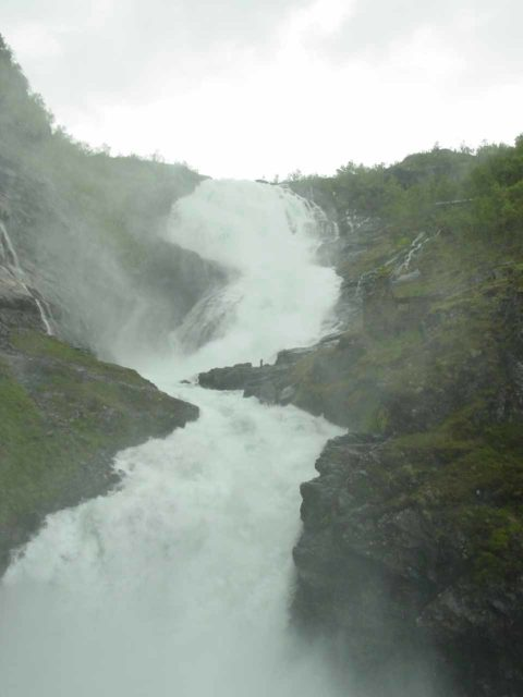 Flam_028_06272005 - Kjosfossen when we first saw it in late June 2005