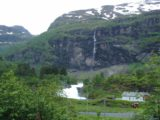 Flam_058_jx_06272005 - For a while, we drove beyond the Blomheller Station and got to see more waterfalls like these during our 2005 visit
