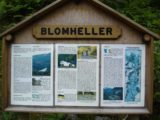 Flam_064_jx_06272005 - Interpretive sign at the Blomheller Station as seen in 2005