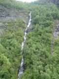 Flam_066_jx_06272005 - Yet another tall waterfall seen during our self-tour of Flamsdalen in 2005