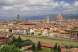 Florence_359_20130527 - Finally the panorama of Florence that Julie was looking for that she recalled doing on her previous visit to Italy with her Mom