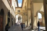 Florence_492_20130527 - Walking underneath the archways and back towards the Uffizi area
