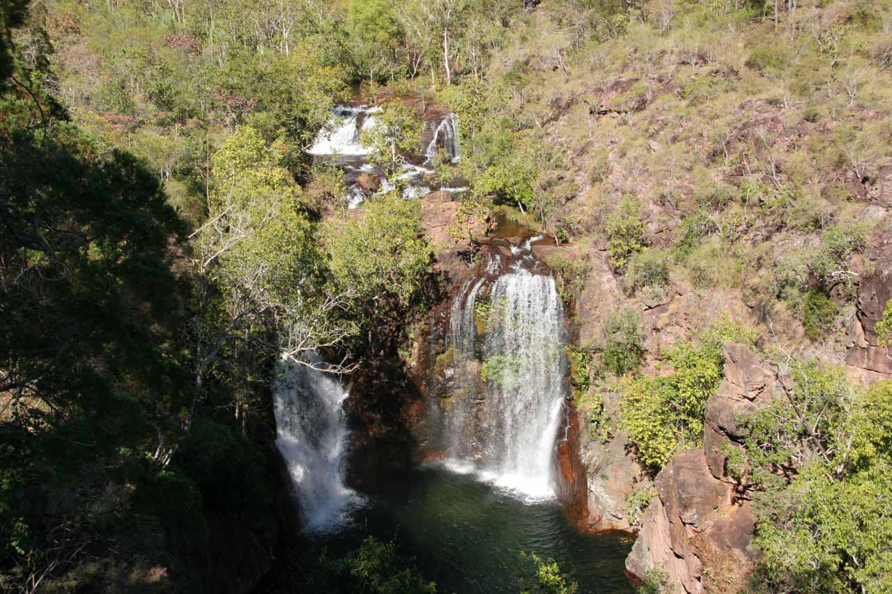 A Northern Territory Waterfall