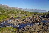 Folaldafoss_027_08092021 - Context of the view downstream towards the Fossarvik as seen from near Folaldafoss
