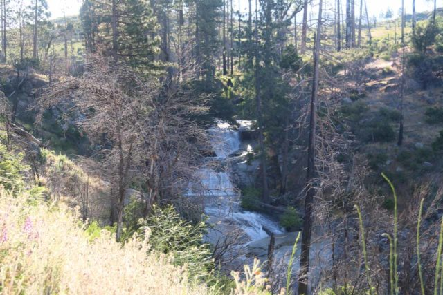 Foresta_Falls_100_06162017 - This must have been the 'Upper Foresta Falls' or upper cascades on Crane Creek that Ann Marie Brown thought was the actual falls itself, but the main falls was still further downstream