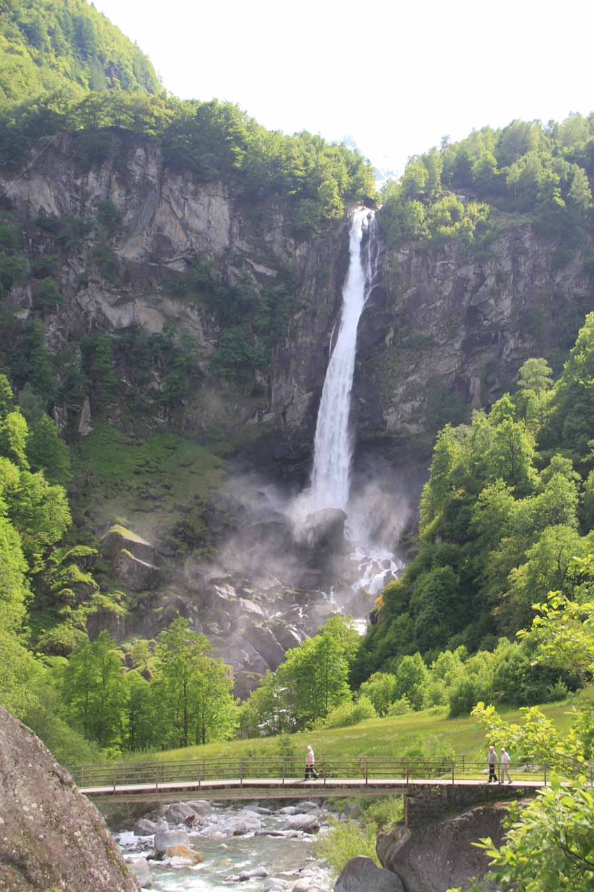 Cascata di Foroglio
