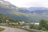 Fosselvfossen_001_07072019 - Distant look at Fosselvfossen while motoring south on the E6