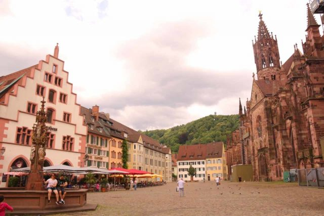 Freiburg_078_06212018 - The Todtnau Waterfall was about a 40-minute drive south of Freiburg, which was a nice base to explore the Black Forest as well as checking out its altstadt (old city)