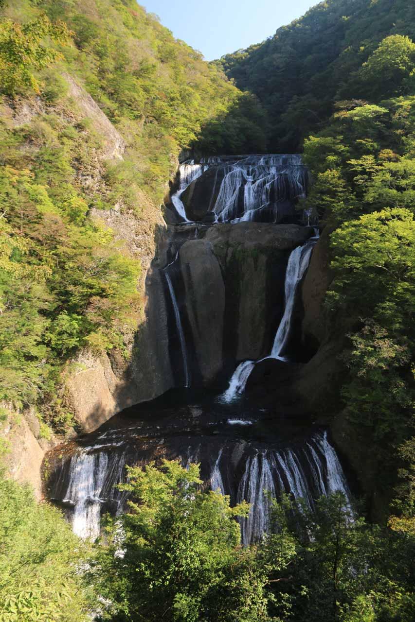Fukuroda Waterfall