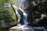 Fuller_Mill_Creek_Falls_025_02122017 - Direct view of the main Fuller Mill Creek Falls