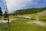 GPS_Overlook_006_08062020 - Looking towards the Firehole River as it flowed by the Fairy Falls Trail