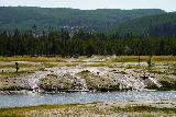 GPS_Overlook_132_08062020 - Looking towards some thermal runoff going into the Firehole River as seen near the Fairy Falls Trailhead in August 2020. Shouldn't this also count as a waterfall?
