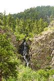 Garden_Creek_Falls_028_07292020 - Another elevated look at Garden Creek Falls on the way up to the overlook of Casper