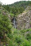 Garden_Creek_Falls_042_07292020 - Another elevated look at Garden Creek Falls on the way back down from the Casper Overlook