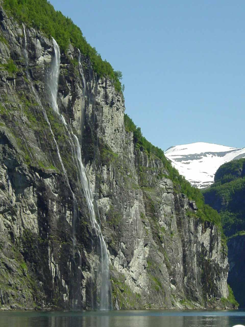 Looking back at Brudesløret