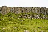 Gerduberg_010_08182021 - Broad frontal look at the Gerduberg Cliffs and its row of basalt columns