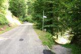 Geroldsau_Waterfall_016_06222018 - The narrow path leading from the road to the Geroldsauer Waterfall