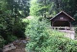 Geroldsau_Waterfall_027_06222018 - Looking downstream at the shelter near the Geroldsau Waterfall