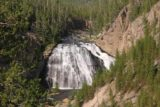 Gibbon_Falls_17_040_08102017 - Zoomed in look from the bottommost of the lookouts for Gibbon Falls during our August 2017 visit