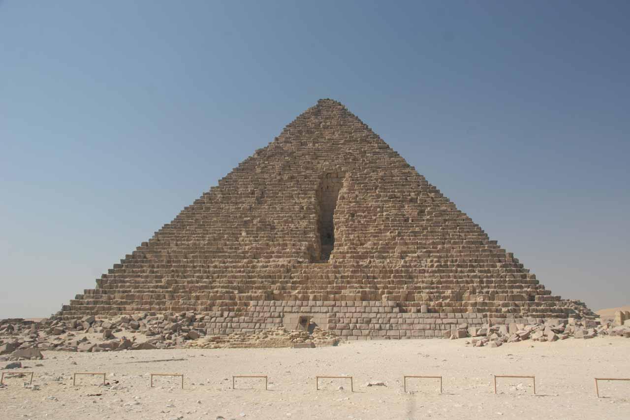 The third pyramid