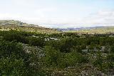 Gjain_012_08202021 - Looking back down towards the Rauda as we were walking closer to Stong
